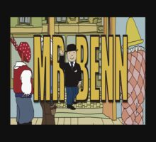 Mr Benn- Shop Scene by ori-STUDFARM