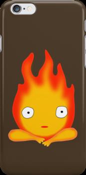 Kawaii Fire by MissCake