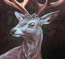 Monarch of the Glen by kitchimama