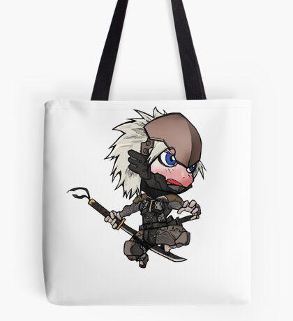Chibi Raiden Tote Bag