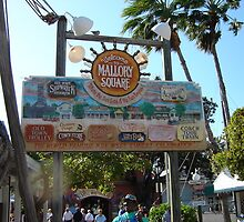 Mallory Square by SandraWidner