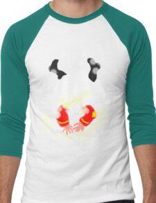 NO MORE SNOW  TEE SHIRT/KIDS TEE Men's Baseball ¾ T-Shirt