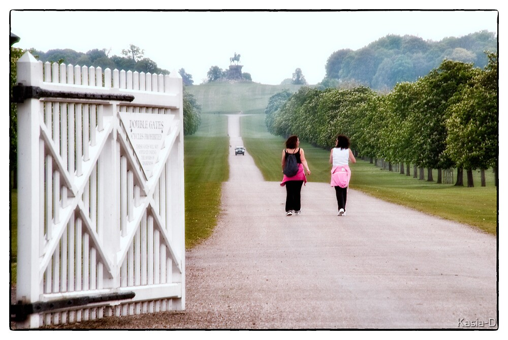 The Long Walk by Kasia-D