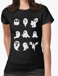 Nine Cute Little Ghosts T-Shirt