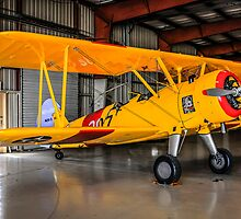 PT17 Stearman Bi-Plane by chris-csfotobiz
