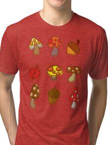 Cute Autumn Design Tri-blend T-Shirt