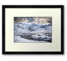 Mountain View by Smart Imaging Framed Print