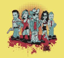 Zombie Hunters Kids Clothes