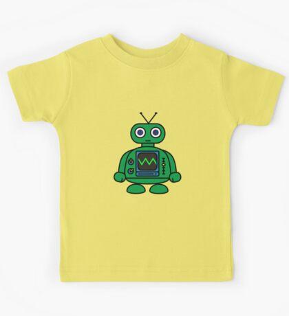 Mini Robot Kids Tee