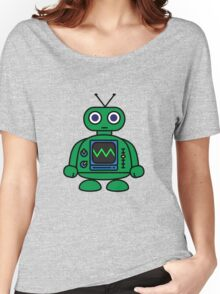 Mini Robot Women's Relaxed Fit T-Shirt
