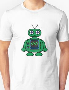 Mini Robot Unisex T-Shirt