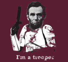 Abraham Lincoln Stormtrooper by MrPeterRossiter