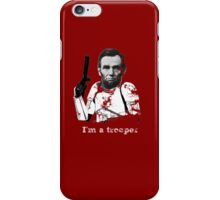 Abraham Lincoln Stormtrooper iPhone Case/Skin