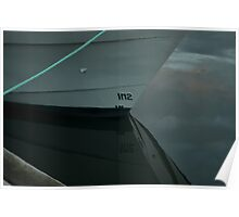 IM2 or is it 1M2? boat Poster