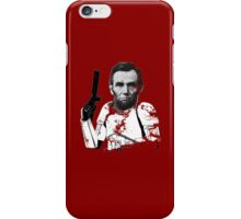 Abraham Lincoln Stormtrooper (without text) iPhone Case/Skin