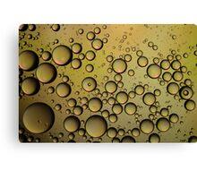 Bubble Mania Canvas Print