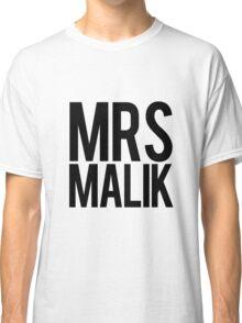 Mrs. Zayn Malik Classic T-Shirt