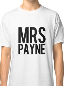 Mrs. Liam Payne Classic T-Shirt