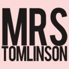 Mrs. Louis Tomlinson by Tom Sharman