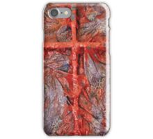 Red Cross iPhone Case/Skin