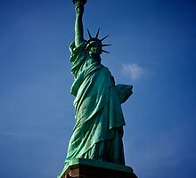 Miss Liberty by Adam Austin