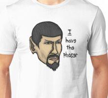 Evil Spock Unisex T-Shirt