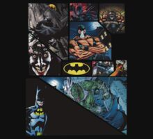 Batman: Heroes and Villains T-Shirt