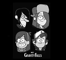 Meet Gravity Falls by mayasongs