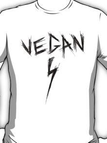 Vegan Volt (on light) T-Shirt