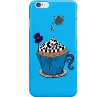 Alice In Wonderland Cupcake iPhone Case/Skin