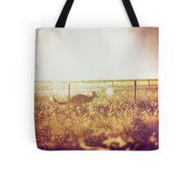 Autumn Roo Tote Bag