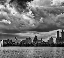 Storm Clouds Over Central Park by EdwardKay