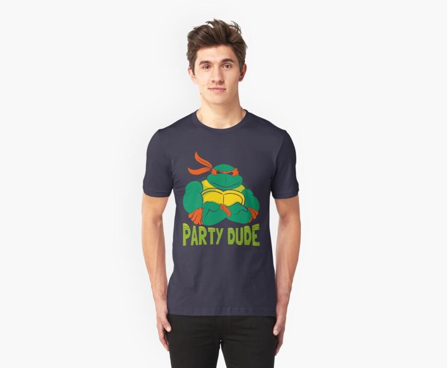 Party Dude by machmigo