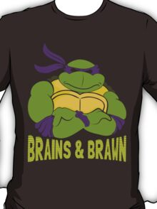 Brains & Brawn T-Shirt