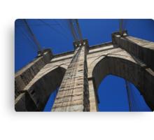 Brooklyn Bridge - New York City Canvas Print