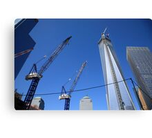 New York City Freedom Tower Canvas Print