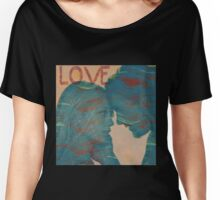 The Look of Love Women's Relaxed Fit T-Shirt