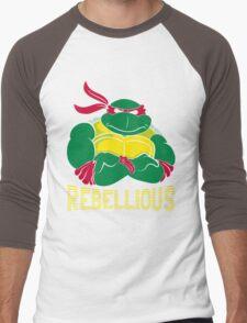 Rebellious Men's Baseball ¾ T-Shirt