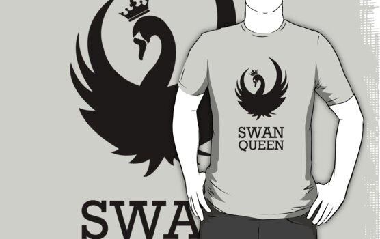 Swan Queen by acciojinx