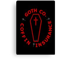 Goth Co. Canvas Print