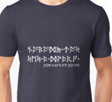Nobody Tosses a Dwarf Unisex T-Shirt