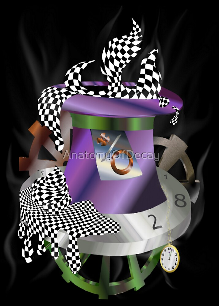 Steam Hatter by AnatomyOfDecay