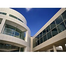 """""""Getty Museum"""" Photographic Print"""