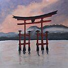 Miyajima - Japan by Glenn Browning