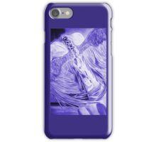 Purple Decay iPhone Case/Skin