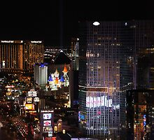 Vegas by Night by v-something