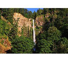 Multnomah Falls, Oregon Photographic Print