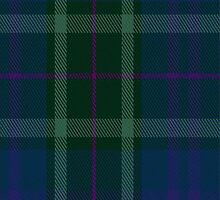 01637 Baron of Crawfordjohn Tartan Fabric Print Iphone Case by Detnecs2013