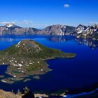 Crater Lake National Park by DArthurBrown