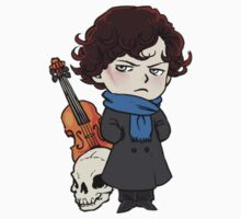 Cute Sherlock by reapersun